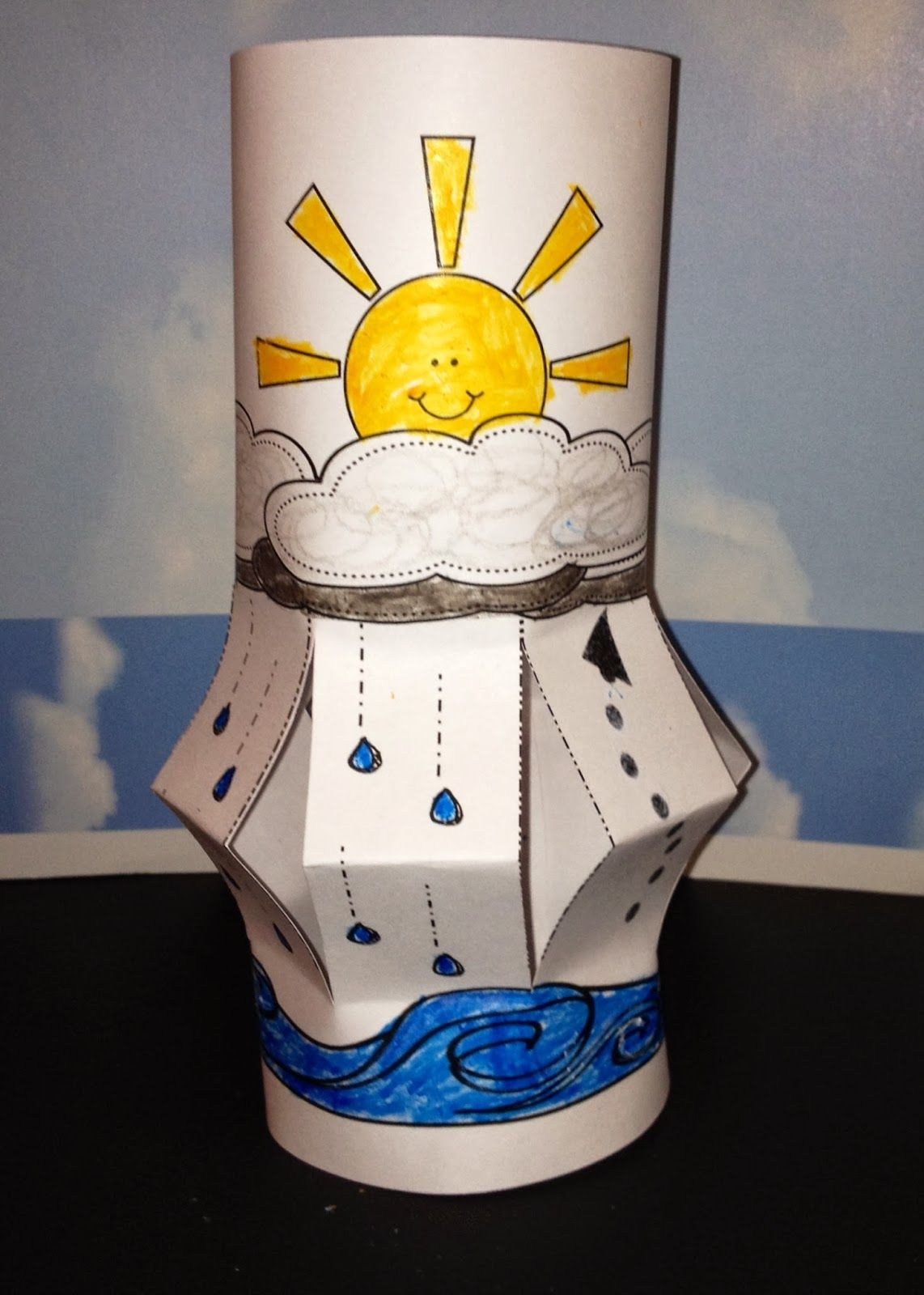 Science art projects for elementary students fall art for Science arts and crafts