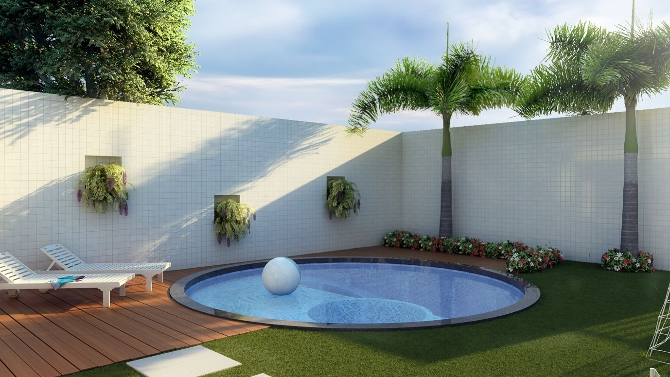 Jardins pequenos pesquisa do google piscinas peque as for Lindos jardines pequenos