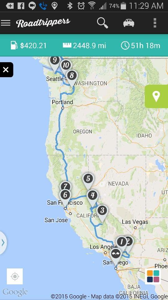 Western US Road Trip! San Diego, Palm Springs, Joshua Tree Nat\'l ...