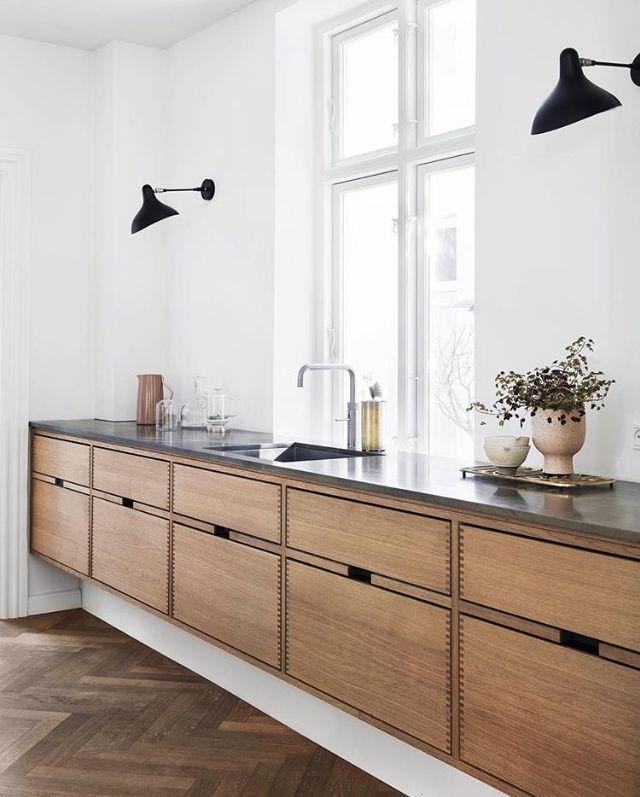Kök med hållbara val Hemtrender @juliaalena Home is where you - küche ohne oberschränke