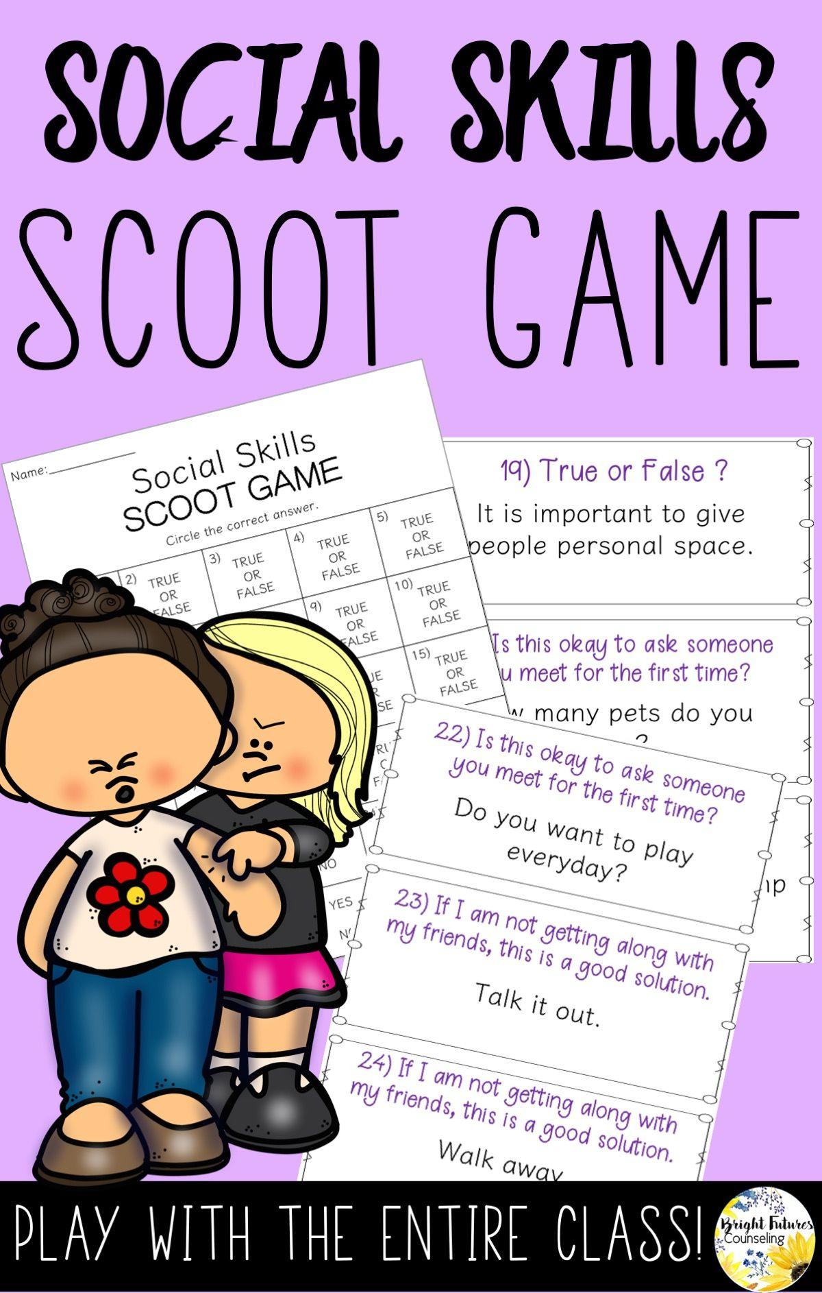 16++ Interactive social skills games online info