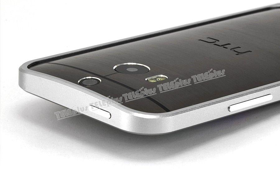 HTC One M8 Çerçeve Kenarlık Metal Gümüş Renk -  - Price : TL29.90. Buy now at http://www.teleplus.com.tr/index.php/htc-one-m8-cerceve-kenarlik-metal-gumus-renk.html