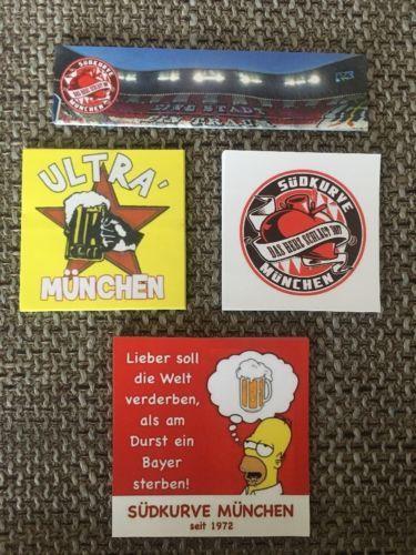Ultras Südkurve München Aufkleber 40 Stück - ebay kleinanzeigen küchengeräte