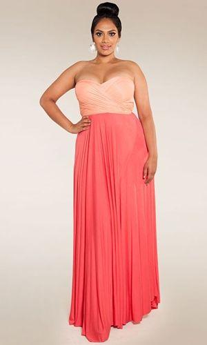 Eternity Maxi Convertible Dress | Convertible, Maxi dresses and Curvy