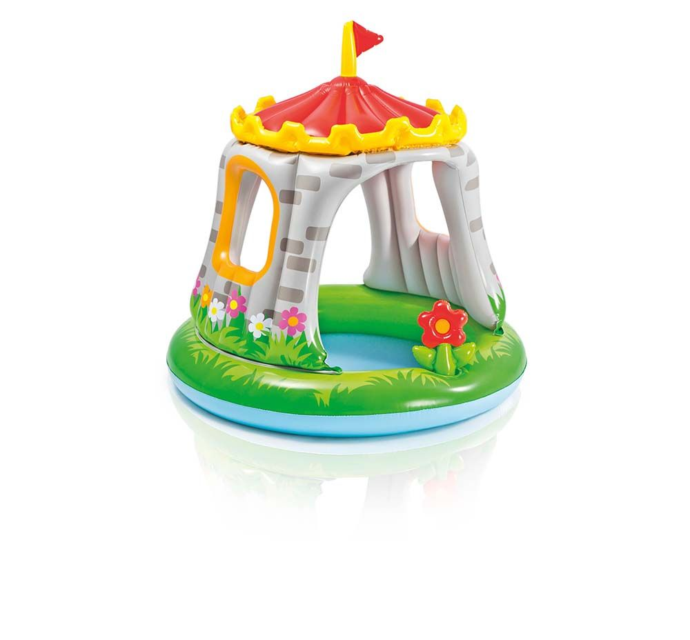 Intex 57122 Royal Castle Piscina Gonfiabile Bambini Piscinetta