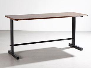 Jean Prouvé Cité no. 500 table, ca.1953