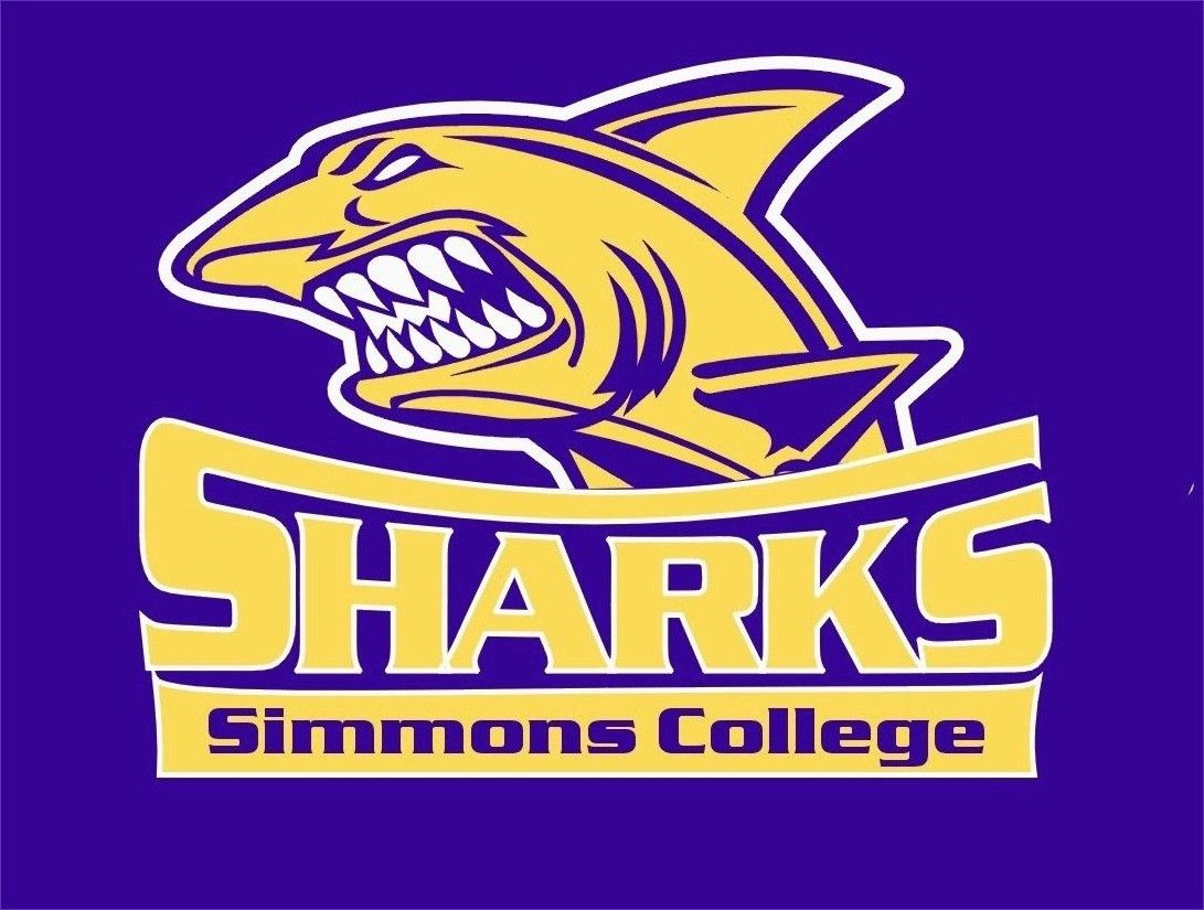 simmons college sharks. sharks, simmons college (boston, massachusetts) div iii, great northeast athletic conference sharks c
