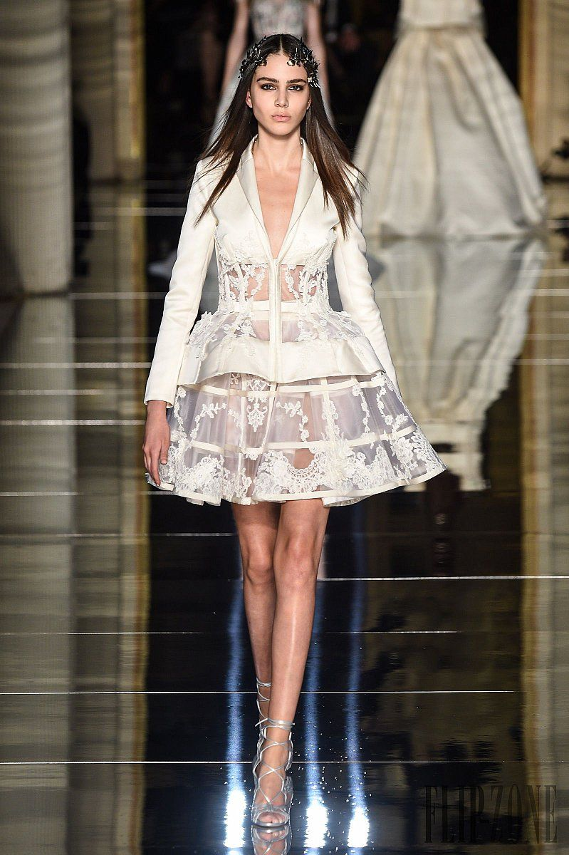 Zuhair murad spring summer celebrity fashion couturiers