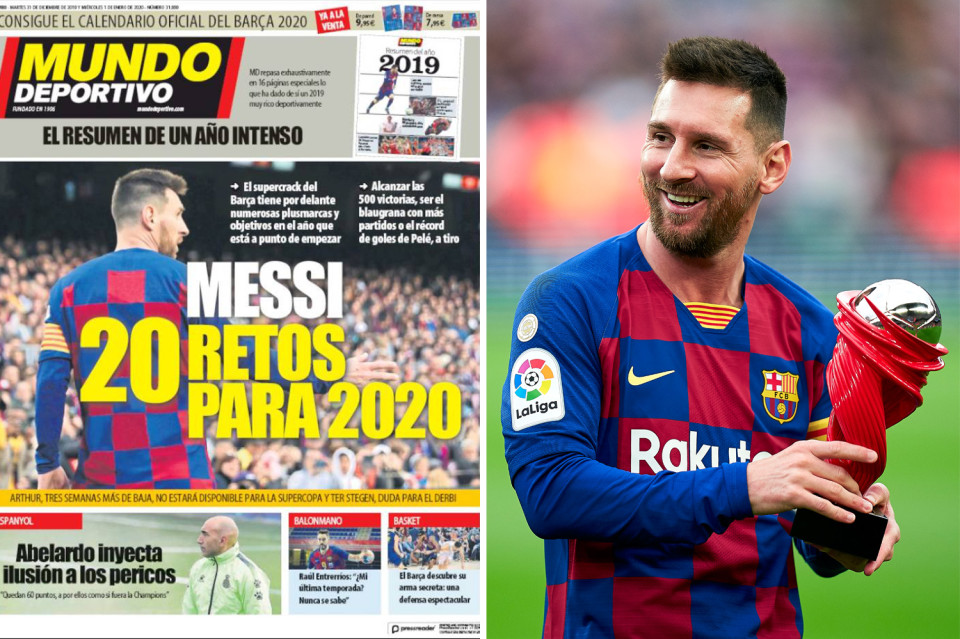 World Record Leo Messi Is Expected To Break In 2020 Lionel Messi Messi Leo Messi