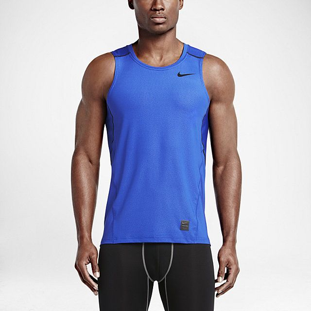 133a8a5b5228b Nike Pro Hypercool Fitted Men s Tank Top. Nike.com