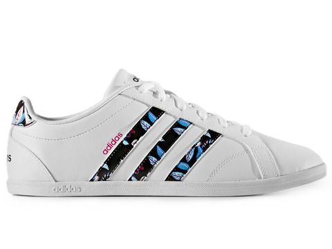 Nike Puma Adidas Reebok Buty Sportowe Adidas Coneo Qt White B74555 Nowosc Sneakers Shoes Adidas Sneakers