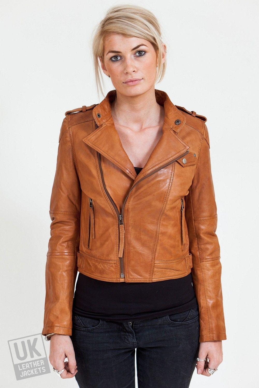 Tan jacket women