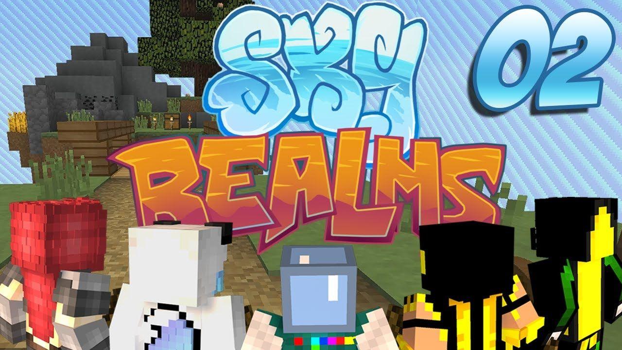 750 € di SKYGOD PER IFEBAG !! — SkyRealms | Minecraft ITA