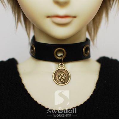 1/3 1/4 70cm necklet