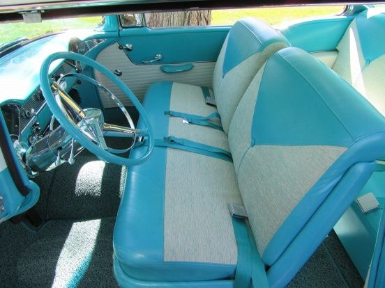 Mike S 56 210 Ht Project Page 4 Trifive Com 1955 Chevy 1956 Chevy 1957 Chevy Forum Talk About Y Custom Car Interior Car Interior Upholstery Classic Cars