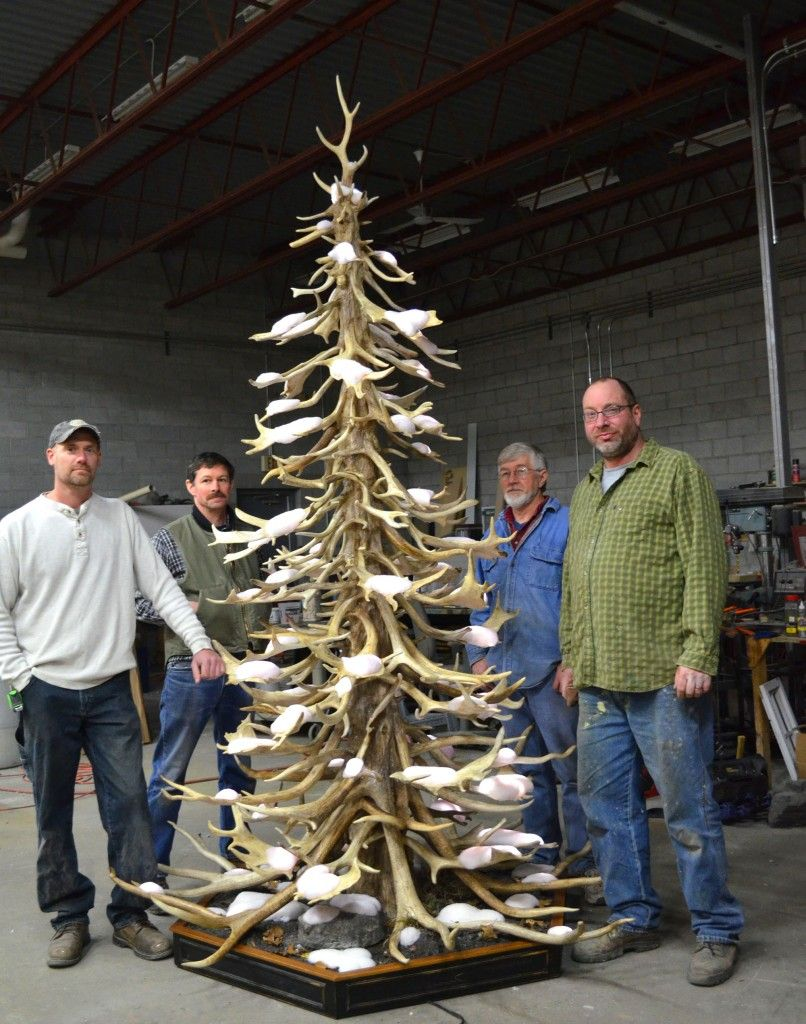 Antler Christmas Tree for Sale | Antler Christmas Tree - Martin ...