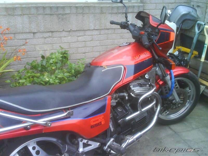 honda cx650e euro sport Sports models, Honda cx500, Honda
