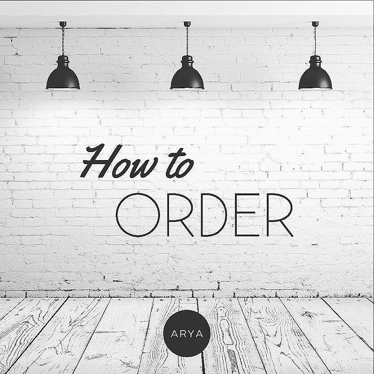 Ordering is Simple! 😊 1 Click the link in bio 2 Complete the - simple order form