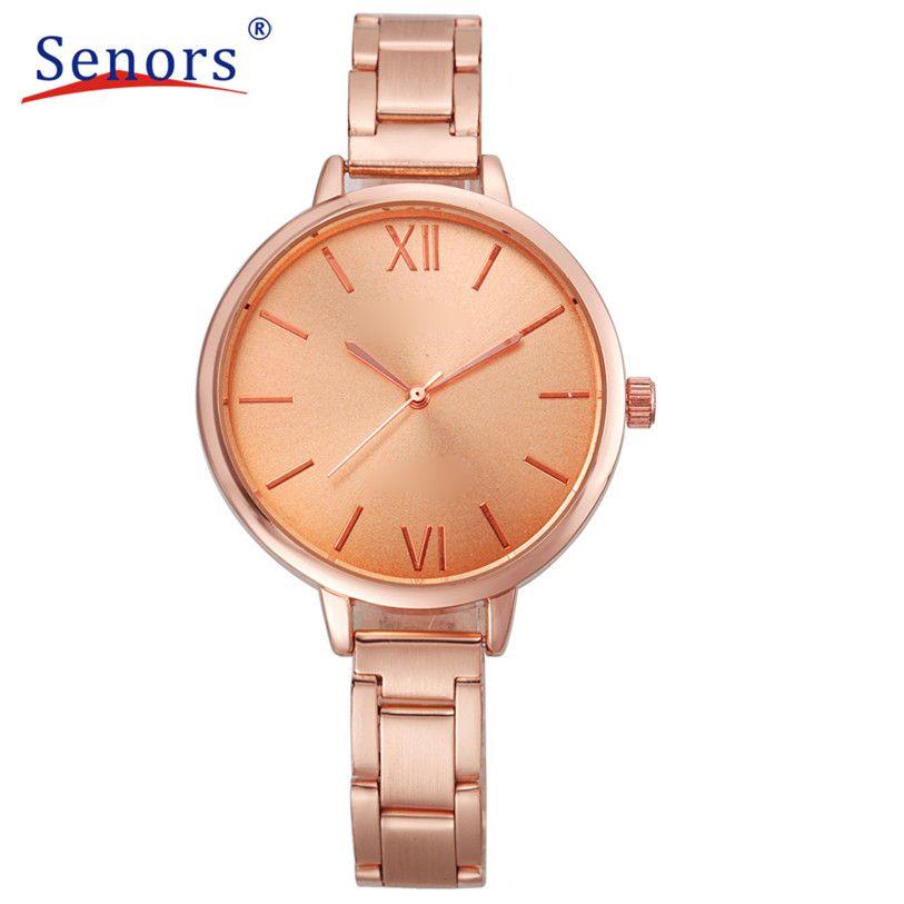 Click to Buy    Superior relogio feminino clock Fashion Women Small Steel  Band.    3b0b9e1d14