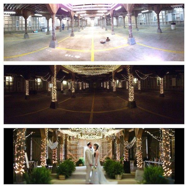 memphis wedding agricenter venue transformation / / 11,000 ...