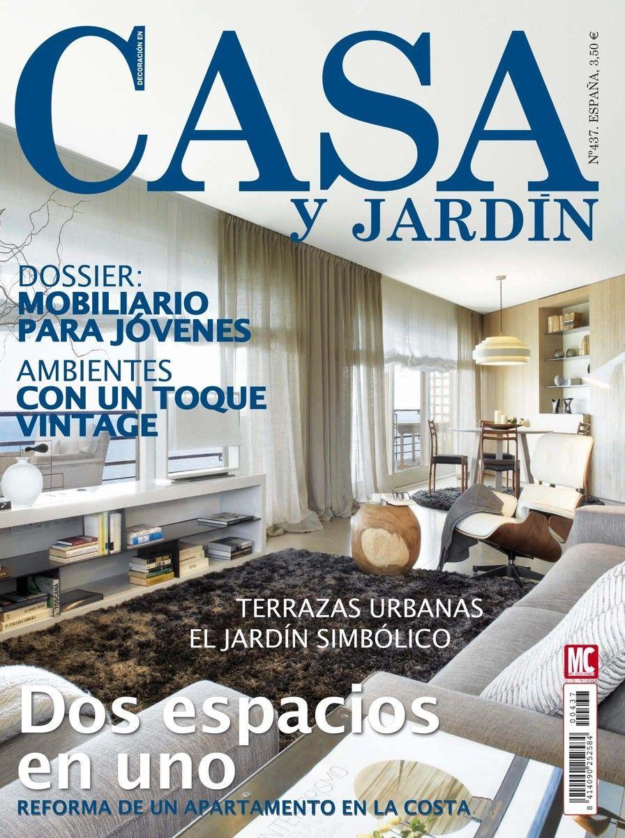 Casa Y Jardin Nº437 Casa Jardin Jardines Terrazas