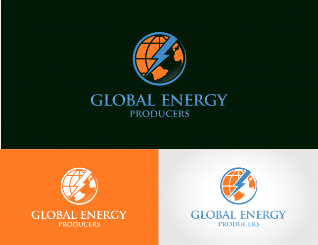 Global Energy Producers Global Energy Producers Winner Client Testimonial Selected Logo Design Contest Contest Design Business Card Logo