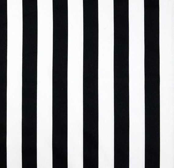 Stripe Cotton Canvas by recreateyour on Etsy