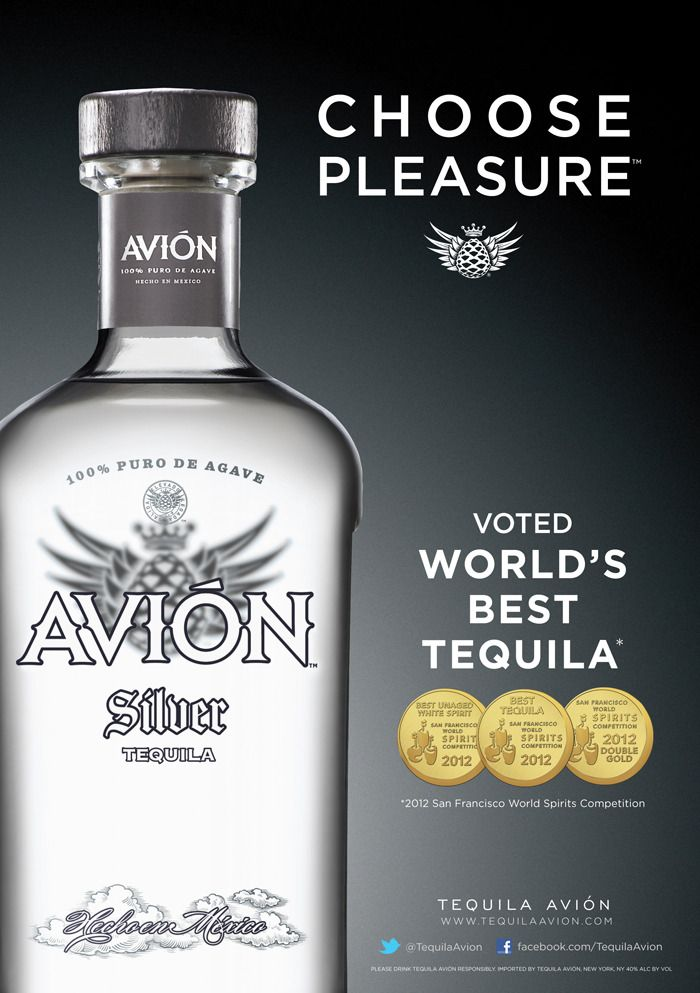 Avion tequila best tequila ever living the good life in for Avion tequila mixed drinks