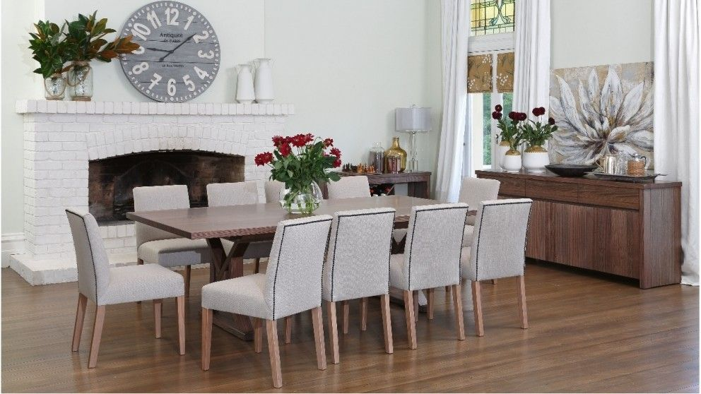 Lombardozzi Dining Table Dining Furniture Dining Room