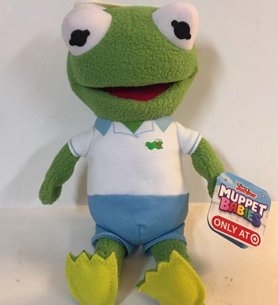 "DISNEY Muppet Babies Summer 14/"" Plush Small Soft Toy Teddy **NEW**"