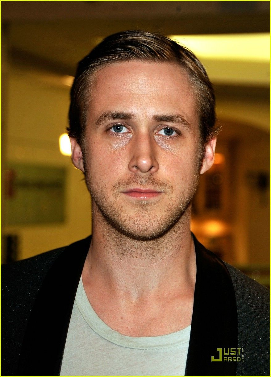Asymmetrical Face Ryan Gosling Google Search Thea 246 Morgue