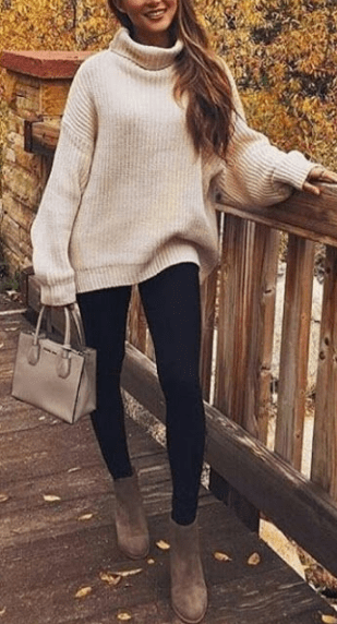 27 Cute Winter Outfits for Going Out