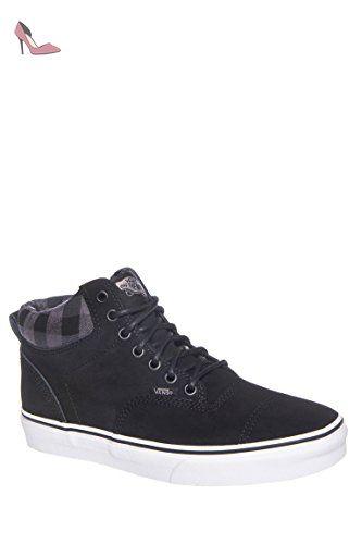 Vans Mte Era Chaussures U Hi Mte Vans abotinadas Noir noir 66acaf