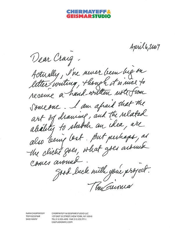 Tom Geismar Tom Geismar Pinterest Handwriting, Writing and