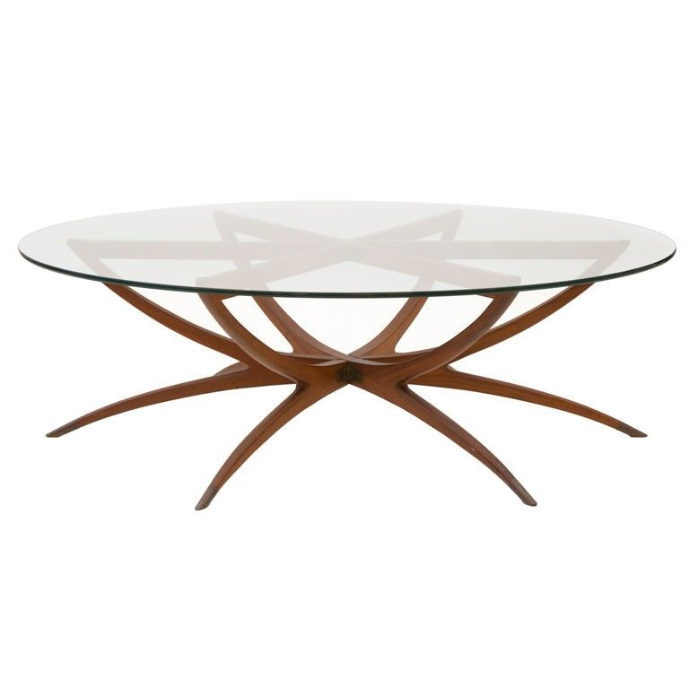 Coffee Tables Design Design Round Glass Top Coffee Table With Wood