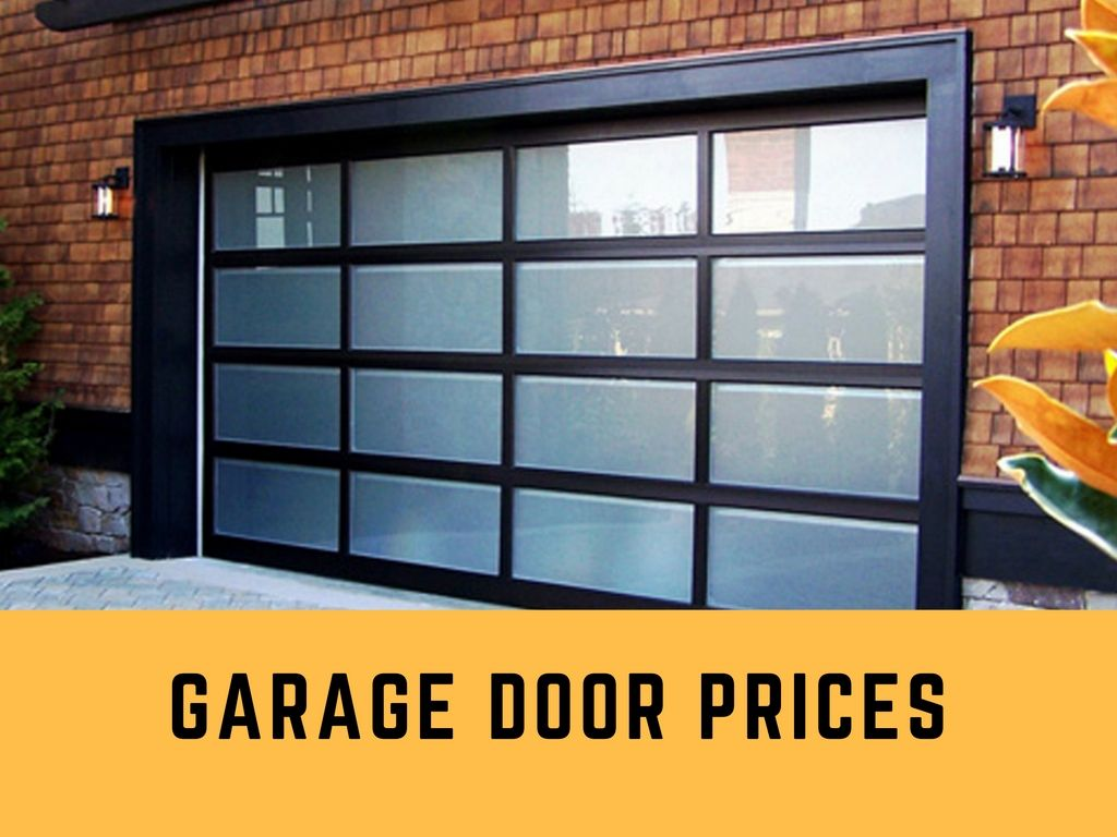 An Insulated Garage Door Can Help Reduce Heat Loss In The Winter Especially In Heated Garages They Cost A Bi Garage Doors Garage Door Sizes Glass Garage Door