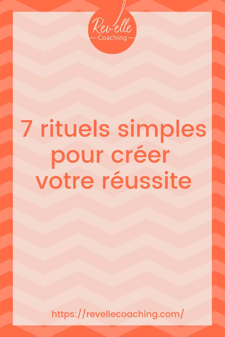 7 Habitudes Simples Pour Creer Votre Reussite Reussite 7 Habitudes Habitudes