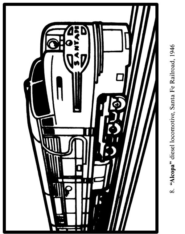 train activities fun kit 4 sample pages