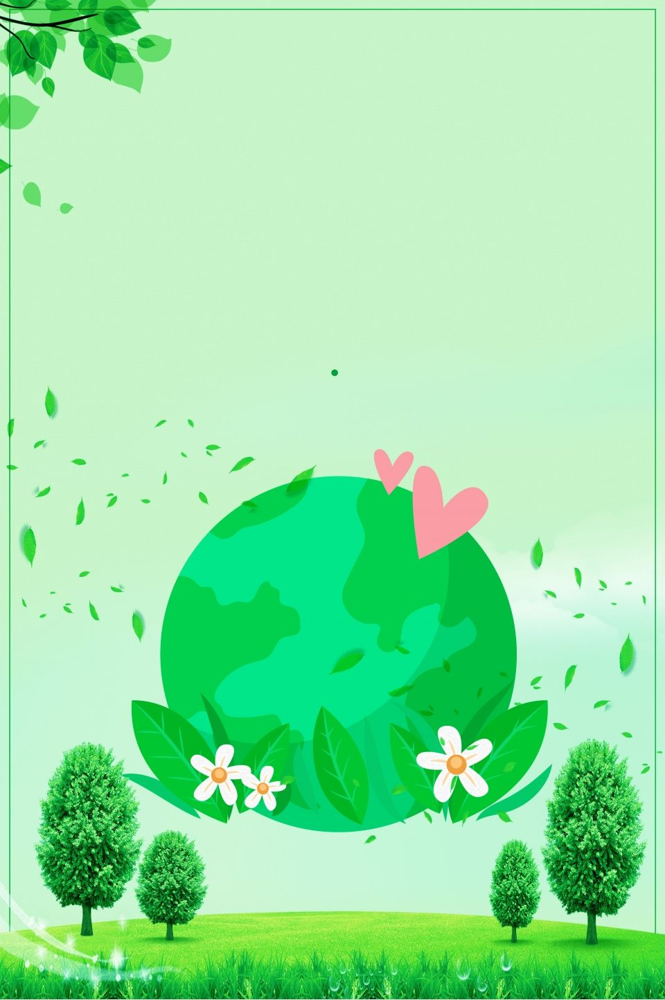 Día Mundial Del Medio Ambiente Cuidado Del Medio Ambiente Hogar Verde Proteger El Medio Ambiente