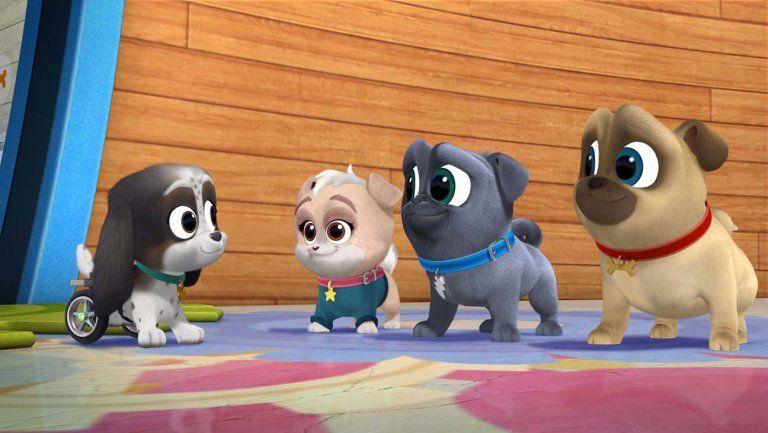 Puppy Dog Pals Gets Season 4 Renewal At Disney Junior Exclusive Disney Junior Dogs And Puppies Puppies