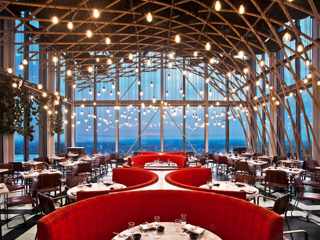 These Are The Most Romantic Restaurants In The Uk Rooftop
