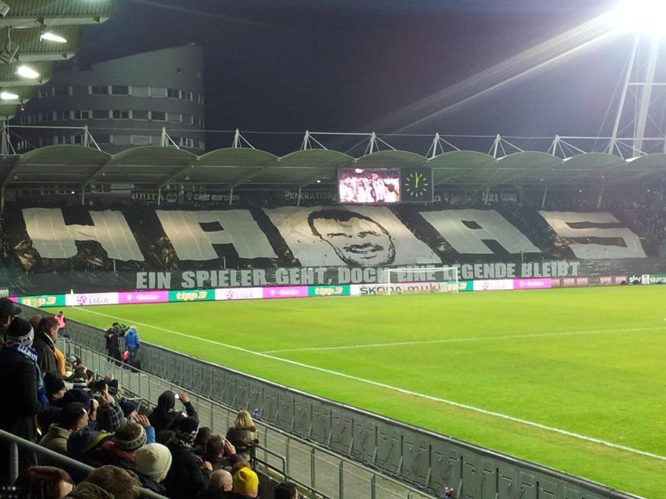 Oidgiasinger Sturm Graz Wiener Neustadt Graz Und Fussball