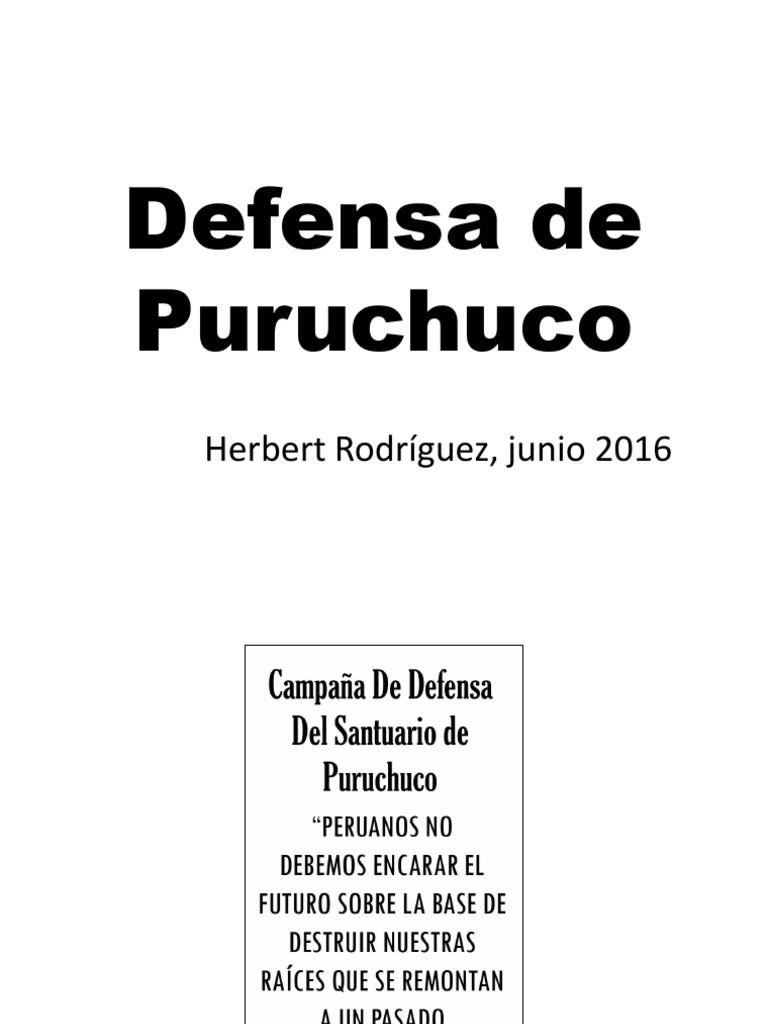 Matriz de datos de información de la Campaña de Defensa de la Huaca Puruchuco.