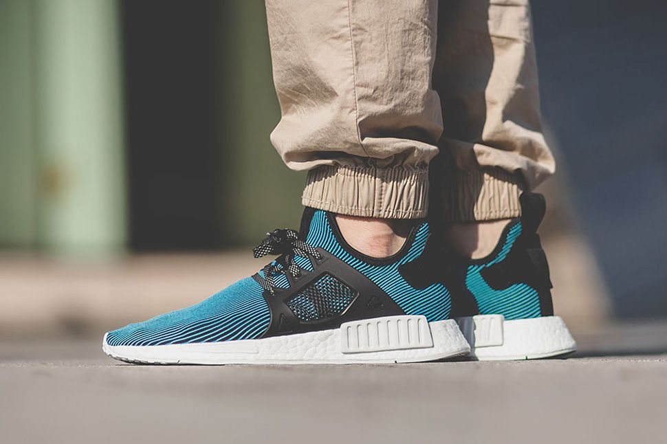 7fd742d51 On-Foot  adidas NMD XR1 Primeknit