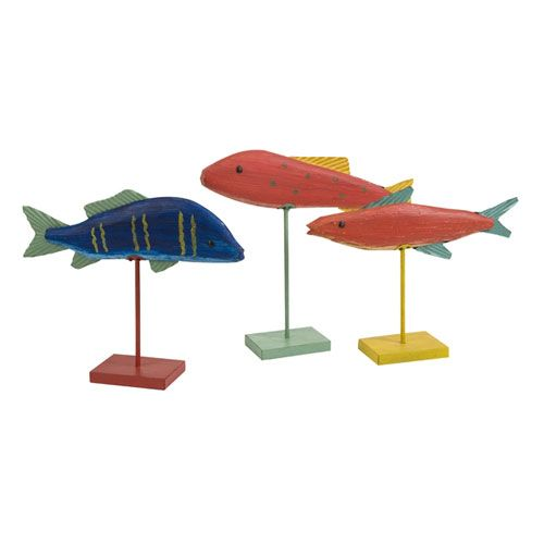 School of Fish - Set of Three