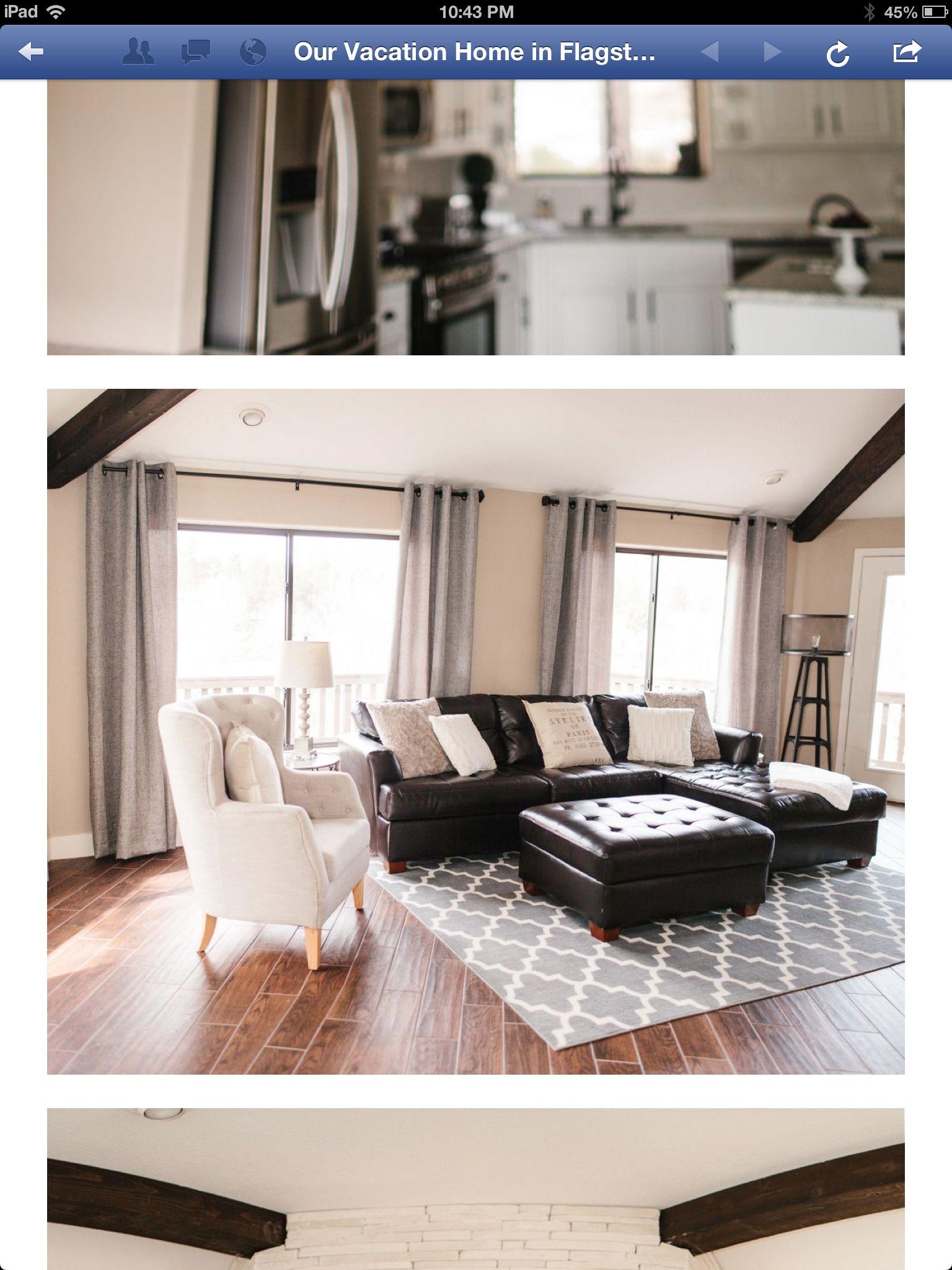 Pingl Par Kaitlyn Barnes Sur Dream House Pinterest D Co  # Classeur Pour Salon