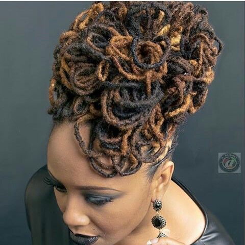 10 modern afro hairstyles for women with images  locs