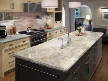 Formica Counters That Look Like Granite 3422 Rd Crema Mascarello In Radiance Finish Kitchen Cincinnati Group