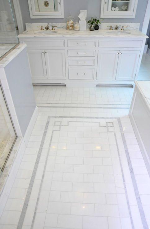 Muse Interiors Bathrooms Greek Key Tiles Border Tiles Greek