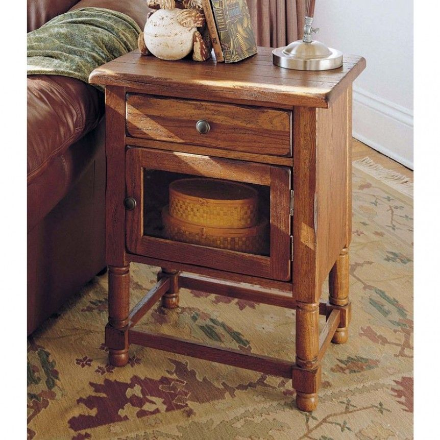 Broyhill Attic Heirlooms Chairside Table - Home